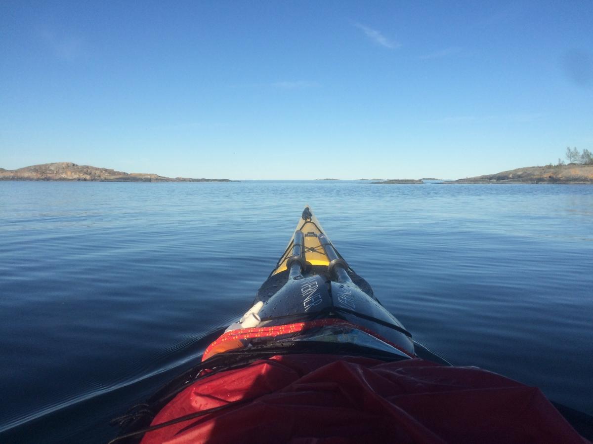 Övernattning i Stockholms nya nationalpark?